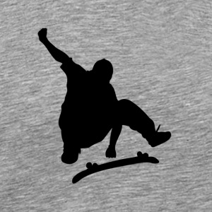 Jumping skater - Men's Premium T-Shirt
