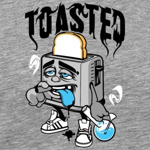 hangover toasted - Men's Premium T-Shirt