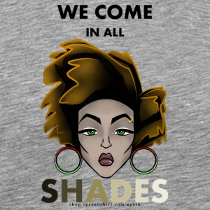 All Shades - Men's Premium T-Shirt