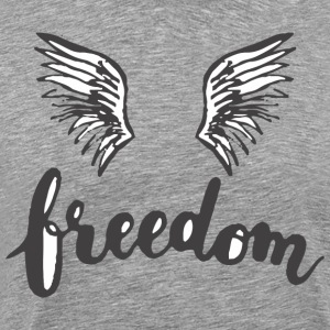 Freedom Wing - Men's Premium T-Shirt