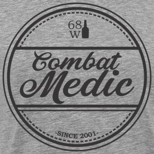 Combat Medic Label - Men's Premium T-Shirt