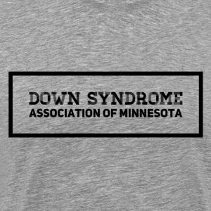 Down Syndrome Association of Minnesota #1 - Men's Premium T-Shirt