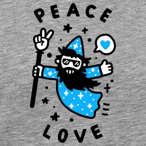 Coolest Wizard - Men's Premium T-Shirt