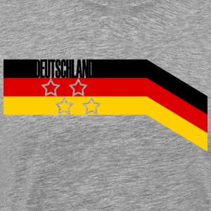 Germany 4 stars - Men's Premium T-Shirt