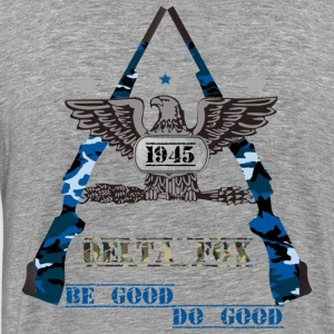 Be good do good - Men's Premium T-Shirt
