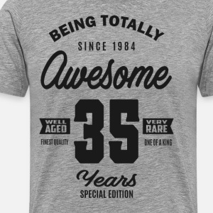 Awesome 35 Years