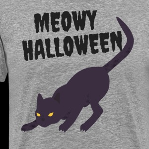 Meowy Halloween, Happy Halloween For Women And Men