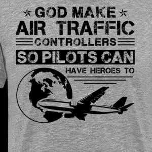 God Made Air Traffic Controllers Shirt