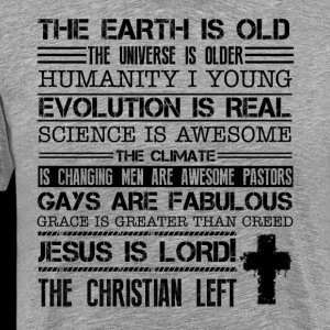We Are The Christian Left Shirt