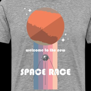 WELCOME TO THE NEW SPACE RACE