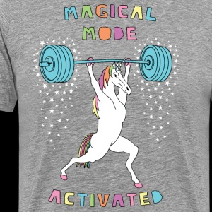 Magical Mode Unicorn Outline
