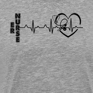 ER Nurse Heartbeat Shirt