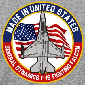 General Dynamics F16 Fighting Falcon - Made in USA
