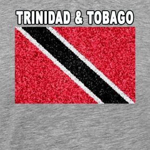 trinidad and tobago flag stained glass