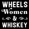 Wheels Women and Whiskey - Men's Premium T-Shirt