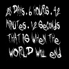 Donnie Darko - That Is When The World Will End - Men's Premium T-Shirt