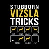 Stubborn Vizsla Tricks - Men's Premium T-Shirt