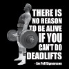 Deadlift Motivation - Jón Páll Sigmarsson - Men's Premium T-Shirt