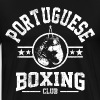 Portuguese Boxing Club - Men's Premium T-Shirt