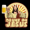 DrunkOnJesus - Men's Premium T-Shirt