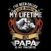 I've been called a lot of names in my lifetime - Men's Premium T-Shirt