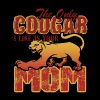 The Only Cougar I Like Is Your Mom Shirts - Men's Premium T-Shirt