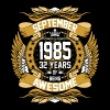 September 1985 32 Years Of Being Awesome - Men's Premium T-Shirt