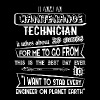 I Am A Maintenance Technician T Shirt - Men's Premium T-Shirt