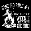 Donot Get Your Weenie Too Close To The Fire - Men's Premium T-Shirt