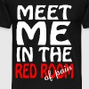 christian grey meet me in the red room of pain - Men's Premium T-Shirt