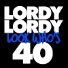 Lordy Lordy look who's 40 years old - Men's Premium T-Shirt