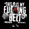 Konstantin Konstantinov's THIS IS MY FUCKING BELT - Men's Premium T-Shirt