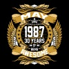 May 1987 30 Years Of Being Awesome - Men's Premium T-Shirt