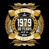 October 1979 38 Years Of Being Awesome - Men's Premium T-Shirt