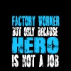 factory worker Hero - Men's Premium T-Shirt