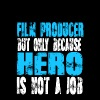 film producer Hero - Men's Premium T-Shirt