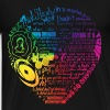 Coldplay Logo Tour - Men's Premium T-Shirt