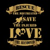Animal rescue T-shirt - Rescue the mistreated - Men's Premium T-Shirt