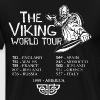 THE VIKING WORLD TOUR - Men's Premium T-Shirt