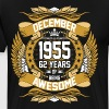 December 1955 62 Years Of Being Awesome - Men's Premium T-Shirt