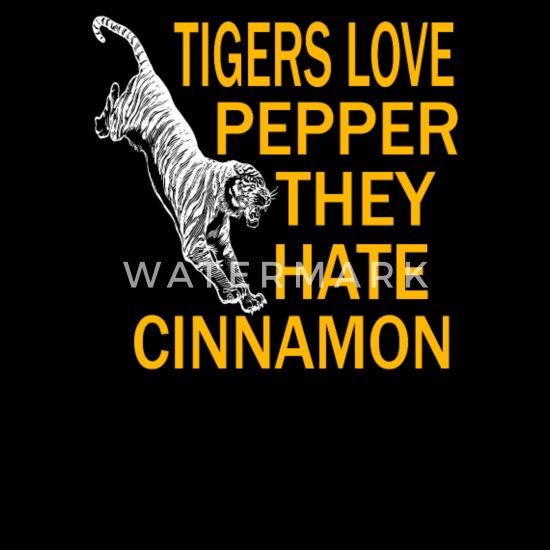 The Hangover Quote - Tigers Love Pepper     Men's Premium T