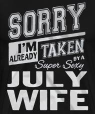 Sorry this guy is taken by a super sexy wife