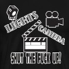 Lights Camera STFU - Men's Premium T-Shirt