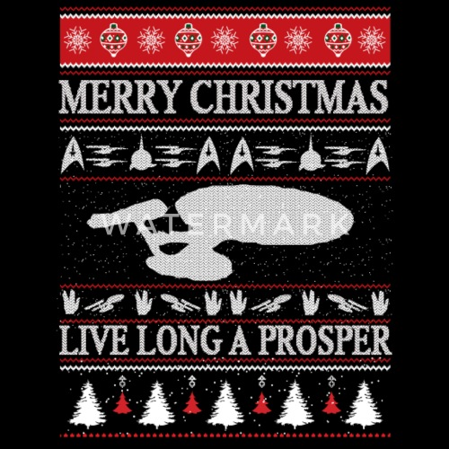 7436606a3ecaae ugly christmas sweaters 2499 shipped maven of savin inside star trek ...