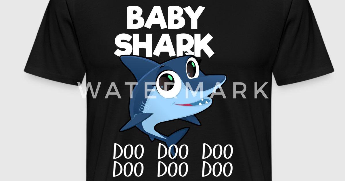 Baby Shark T-shirt Doo Doo Doo by EcoKeeps