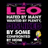 Leo Hated By Many Wanted Plenty - Men's Premium T-Shirt