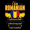 I Am Romanian - Men's Premium T-Shirt