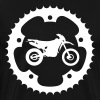 Chainring Enduro - Men's Premium T-Shirt