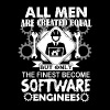 Software Engineer Dad Tee - Men's Premium T-Shirt