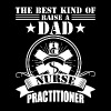 Nurse Practitioner Dad - Men's Premium T-Shirt